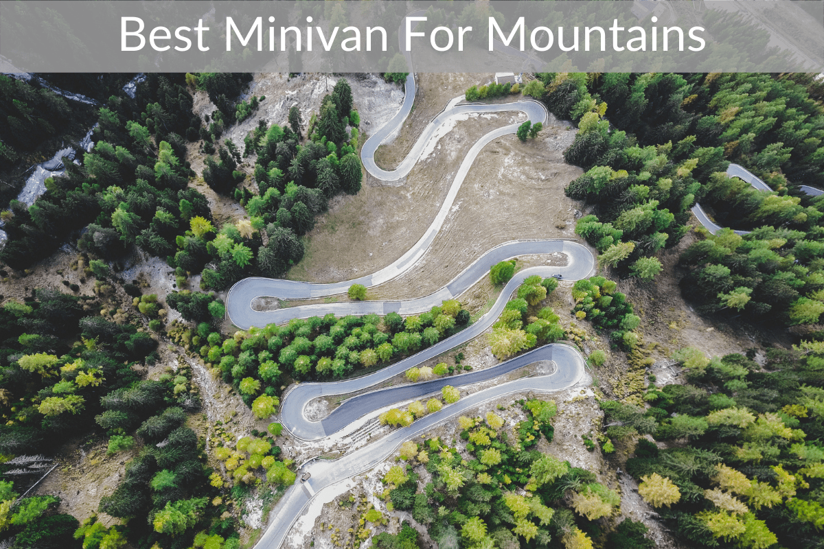 Best Minivan For Mountains