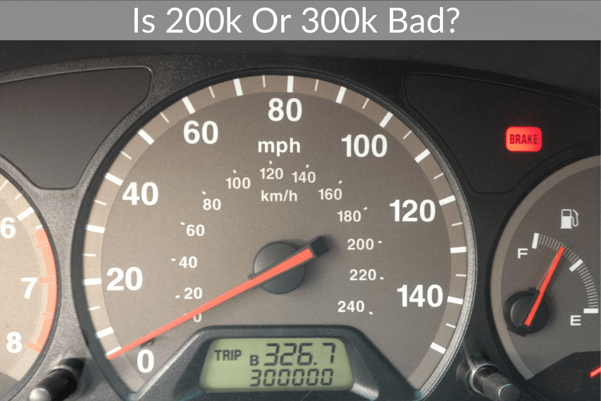 Is A Truck With 200,000 or 300,000 Miles Bad?