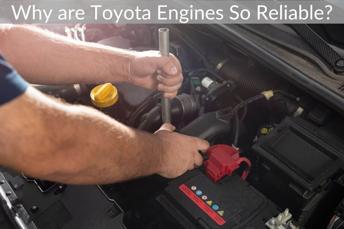 Why are Toyota Engines So Reliable?